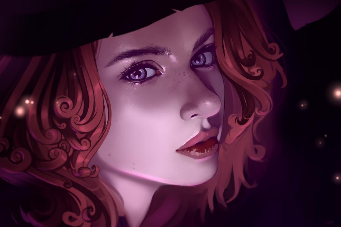 Erica Halloween by OptionalTypo