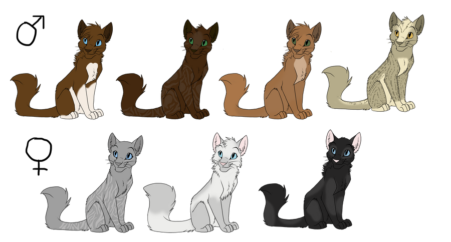 Supernatural Warrior Cats