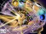 Cosmic Goddess Censored by artboy-2