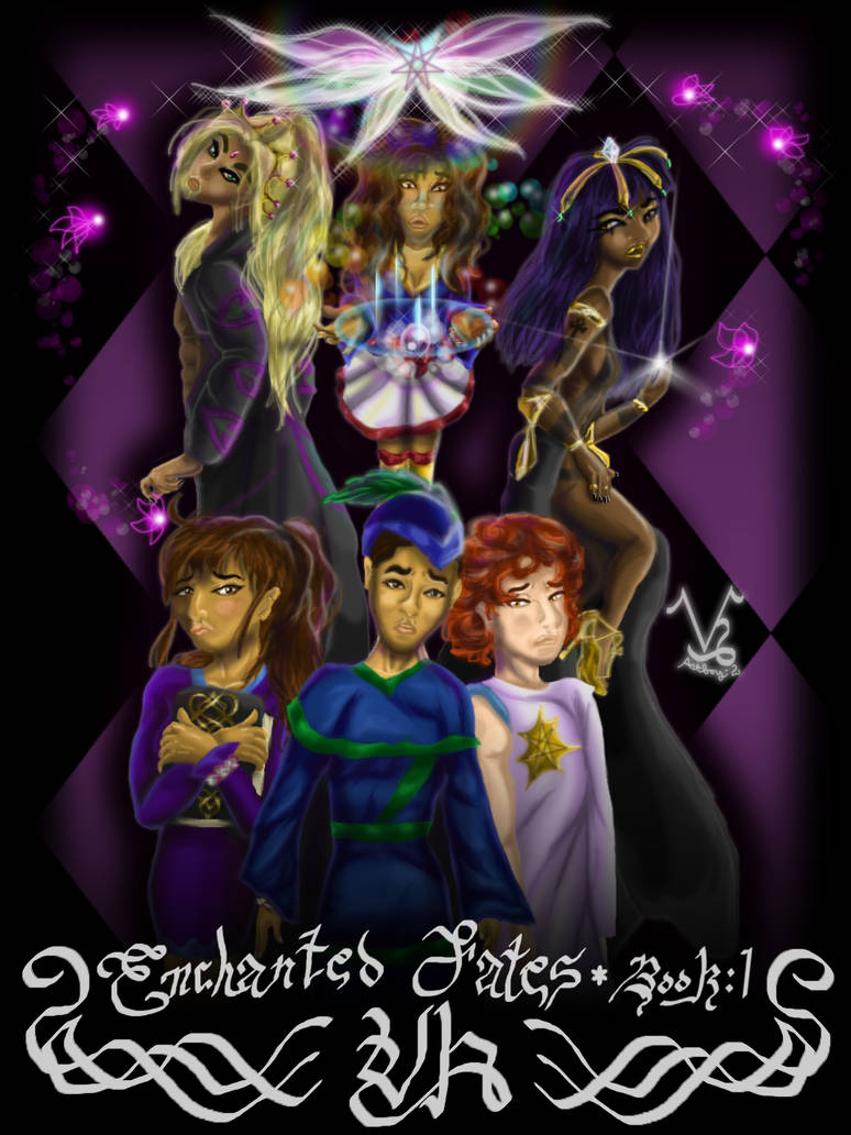 Enchanted Fates 3rd Cover UPDATED