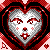 Ace of Hearts Icon by artboy-2