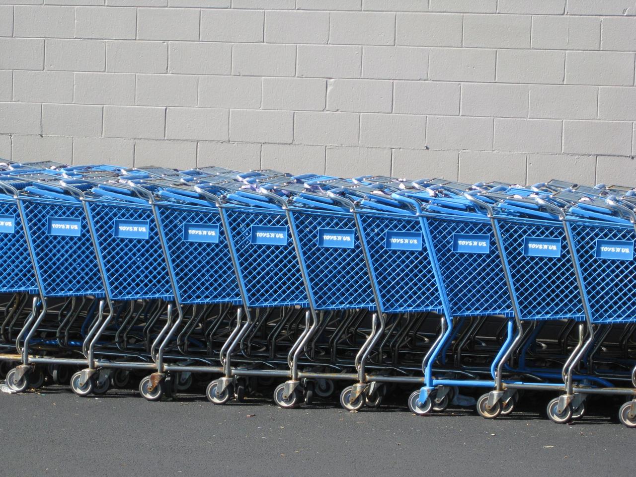 Toys Carts 60