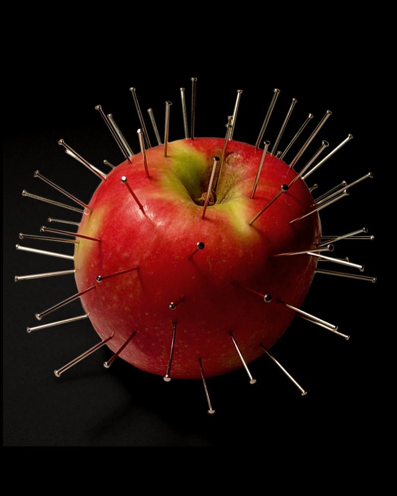 Punk Apple by devianb