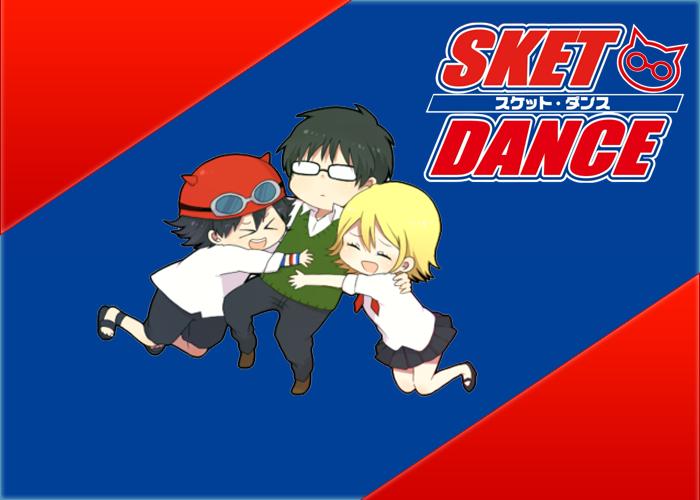 Sket Dance- everybody loves Usui Kazuioshi by malta700