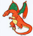 compromise Charizard