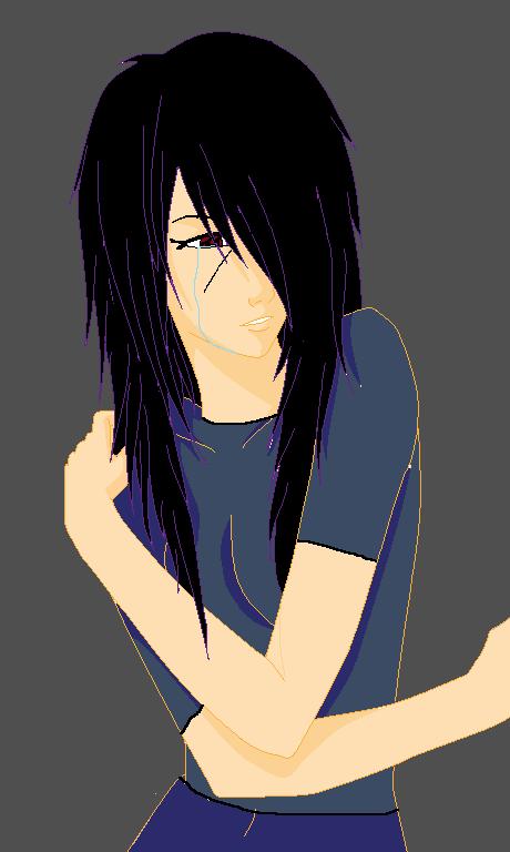 Itachi girl by GaaraFangirl112