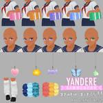 Yandere Simulator: Gyaru Girls