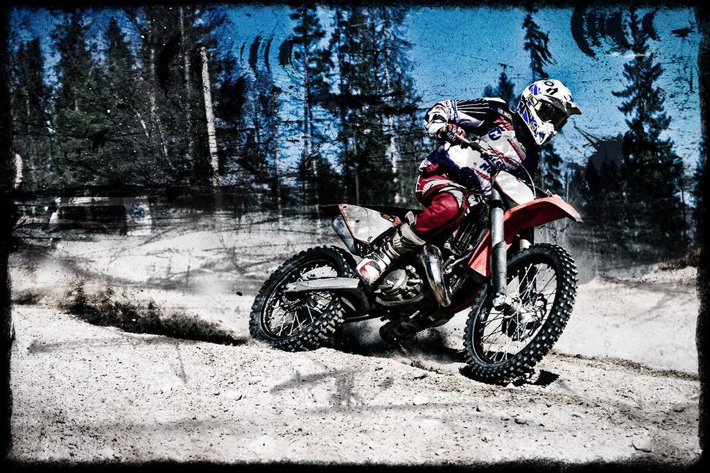 Motocross by dastalker84