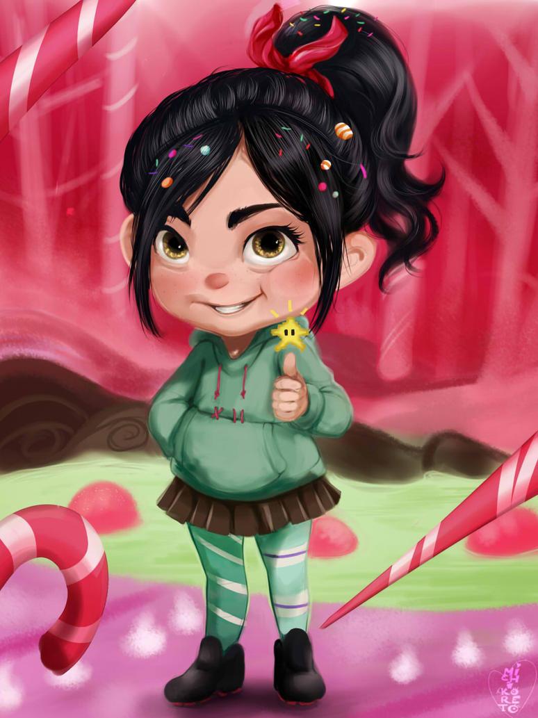She's a sweety by Michikoreto