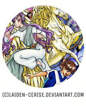 Inazuma Eleven Galaxy go fan art