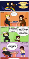 Doctor Who, Master Who by AqueousSerenade