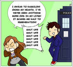 DW: Time Lord Humour