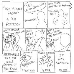 Ooh Mister Frodo