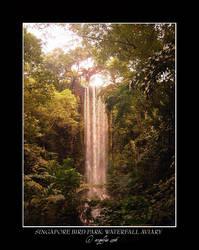 Singapore.7: Waterfall Aviary by Angelfae