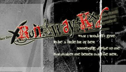Runaway Kid by Angelfae
