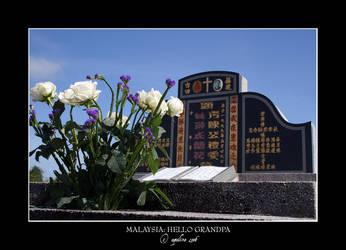 Malaysia.2: Hello Grandpa by Angelfae