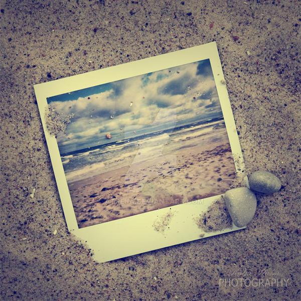 The Beach by Atreja
