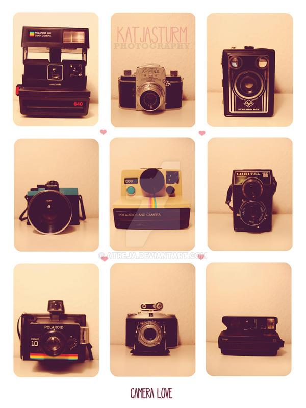 Camera LOVE by Atreja