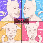 YCH - Types of Kenomimi (6/12 OPEN) 6$ to 21$ by Ciant-ADOPTS