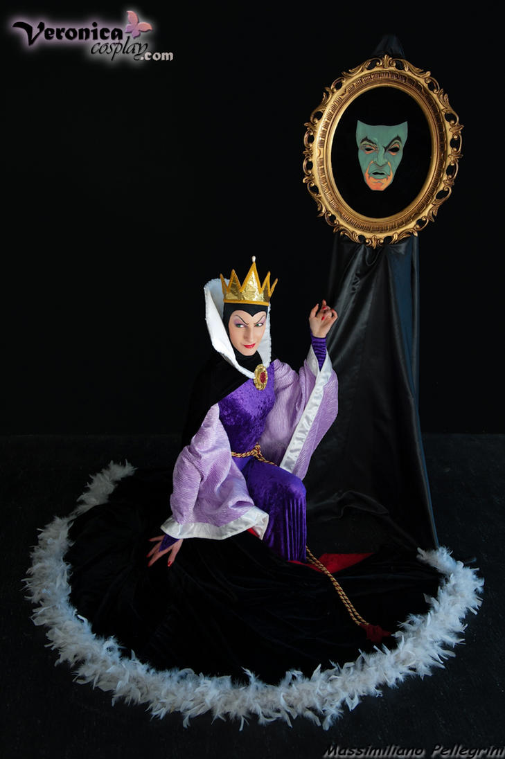 Magic mirror on the wall by veronicacosplay on deviantart for Mirror on the wall