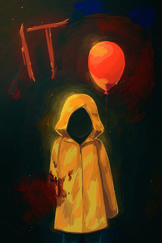 It Georgie By Taiqa On DeviantArt - It painting