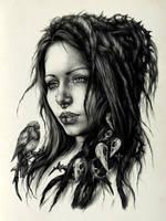 Blackthorn by AntarcticSpring