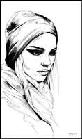 Fineliner sketch 4