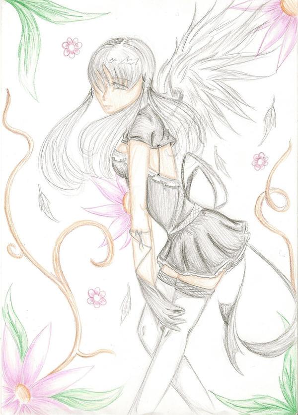 fairie by Renarche