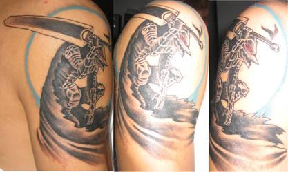 Guts Tattoo Berserk slide
