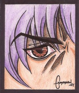 Devil Eye by fontanemmanuel