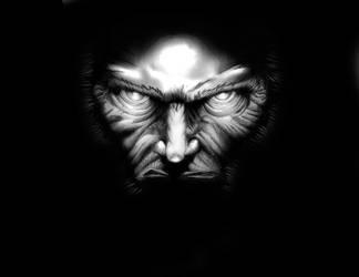 wolverine at nighte V2 by alt01414sak