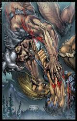 Long hunters 3 Cover by alt01414sak