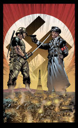 Cover Color for Earthbound Comics by alt01414sak