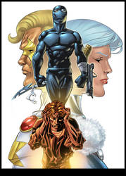 Cover Color for Earthbound Comics 01 by alt01414sak