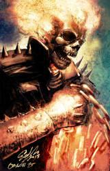 Ghost Rider by alt01414sak