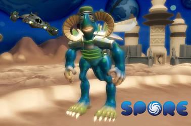 Spore Desktop 3-Main Promo