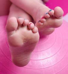 My yummi tender Feet by Lemontoes