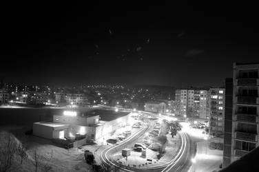 Salt city/Billa by kovkacek