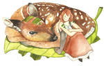 My Deer by Puffanat