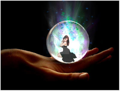 Crystal Ball by FallingToPieces