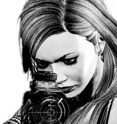 Heather Shepard - Legions of Destruction by nemesisdivina9