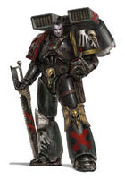 Raven Guard Assault Space Marines by warhammer40kcampaign