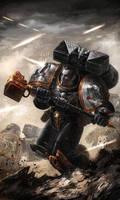 Raven Guard Assault veteran by warhammer40kcampaign