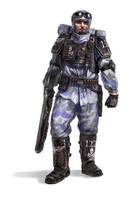 Cadian Guardsman by warhammer40kcampaign