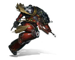 Flesh Tearers Space Marines by warhammer40kcampaign