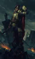Harakoni Warhawks Commander