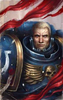 Ultramarines Lieutenant Calsius