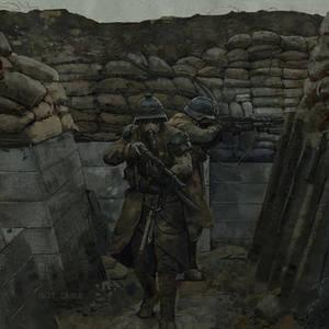 Trench war Death Korps of Krieg