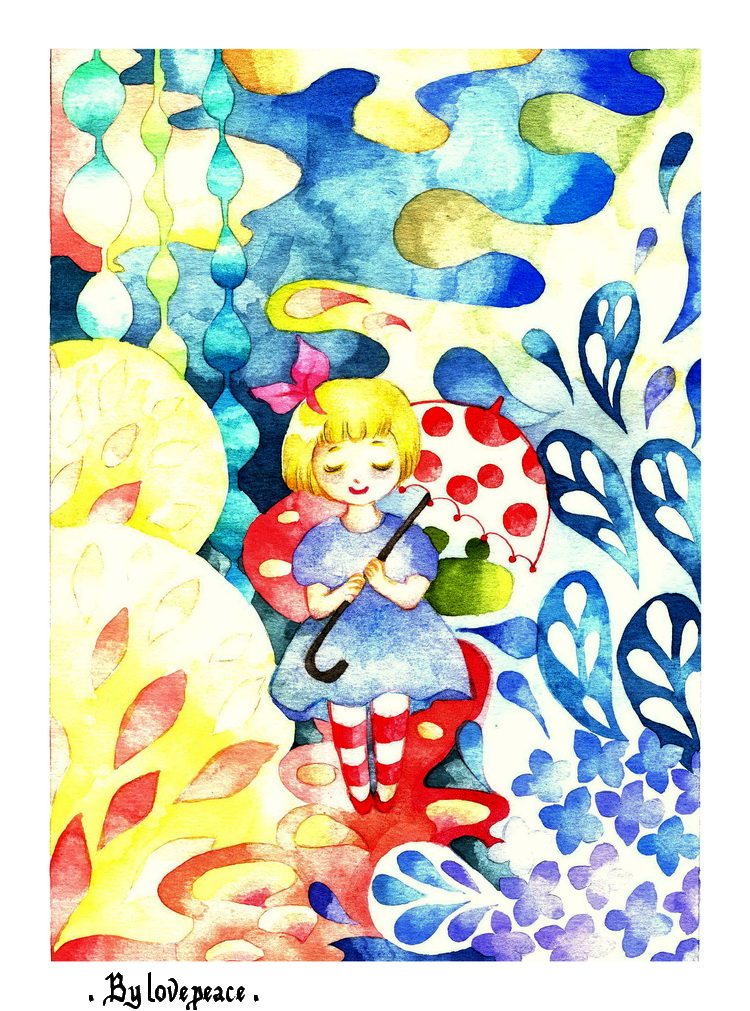 rain chan by Lovepeace-S