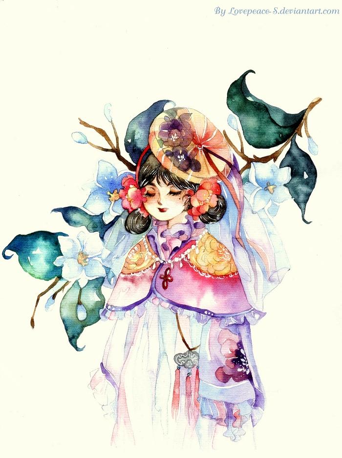 Jasmine by Lovepeace-S